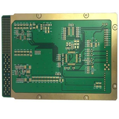 6-layer thermometer circuit board