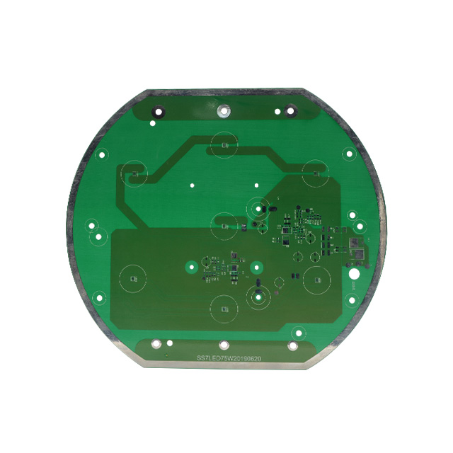 High Frequency Immersion Gold Plate 4-layer Board