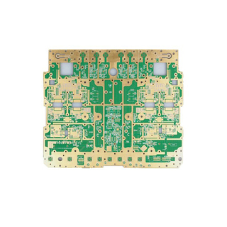 4-layer high frequency immersion gold board
